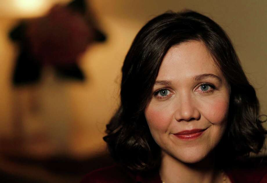 "Actress Maggie Gyllenhaal poses for a portrait in Beverly Hills, Calif. on Tuesday, Feb. 2, 2010.  Gyllenhaal was nominated Tuesday for an Oscar for best supporting actress for her role in ""Crazy Heart."" (AP Photo/Matt Sayles) Photo: Matt Sayles, STF / AP"