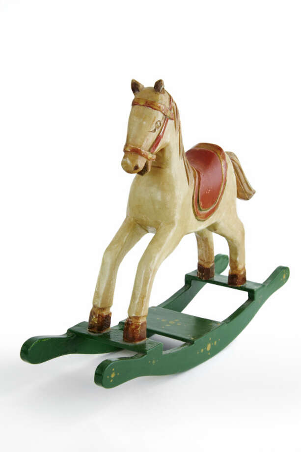 Rocking Horse: The thing that makes the rocking horse even worse is how much your kid wanted a REAL horse. Photo: Susan Stewart, Getty Images/iStockphoto / iStockphoto