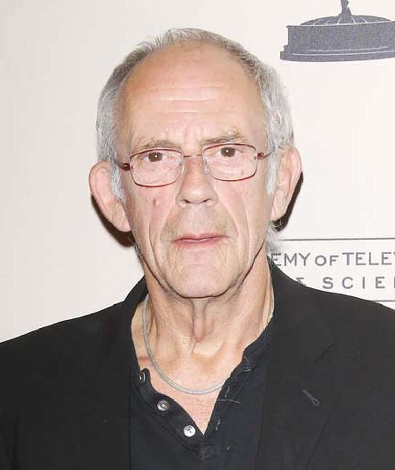 Actor Christopher Lloyd grew up in New Canaan and went to Staples High School. Photo: Michael Tran, FilmMagic / 2013 Michael Tran