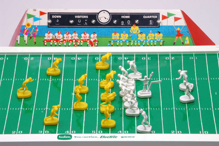 Electric Football: An afternoon of playtime required enough batteries to power a small nuclear sub, and all it really did was rattle mom's dishes and dad's last good nerve.