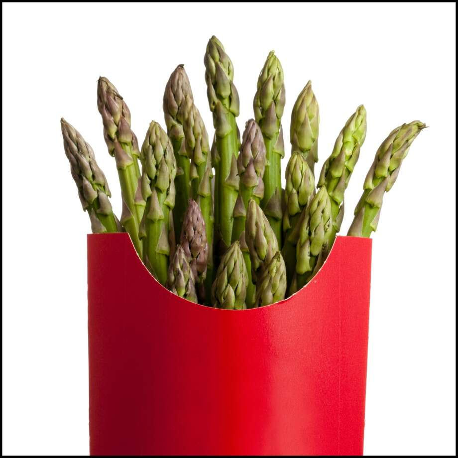 Tip  Stick with a non-starchy vegetable (like broccoli or asparagus) or a green salad for your side. Photo: Rubberball Productions - Mike Kemp, Getty Images/Brand X