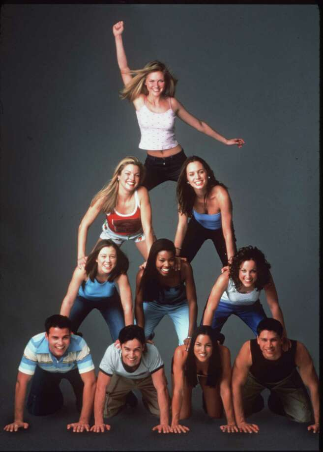 "Bring It On (2000)""What's with the skin? Say it with me, Sunlight!"" Photo: Mark Seliger, Universal Studios C2000 / handout slide"
