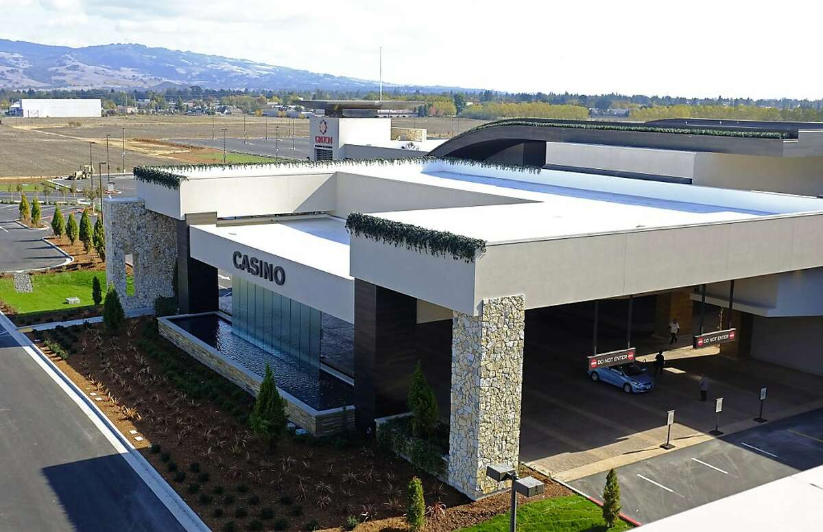 A file photo of the Graton Resort and Casino in Rohnert Park, Calif.