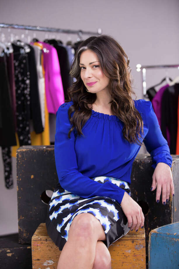 "Stacy London, former host of ""What Not to Wear,"" was diagnosed with psoriasis as a child. Photo: ---"