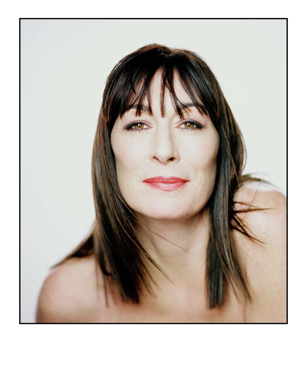 Anjelica Huston, actress and author of the new memoir