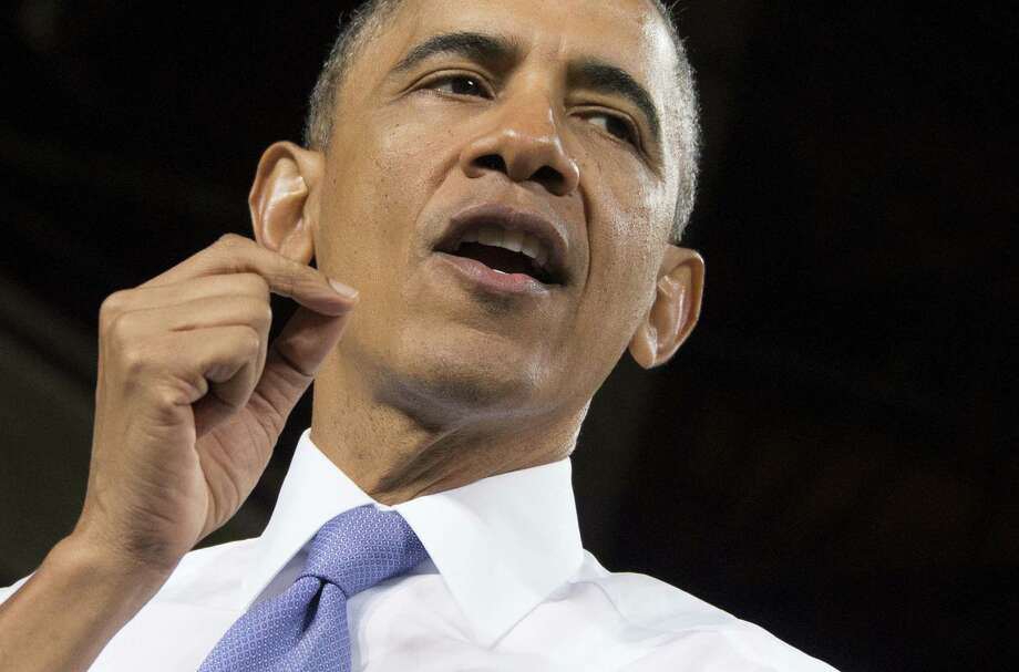 President Barack Obama's approval rating has fallen to 39 percent. Photo: Jim Watson / AFP / Getty Images
