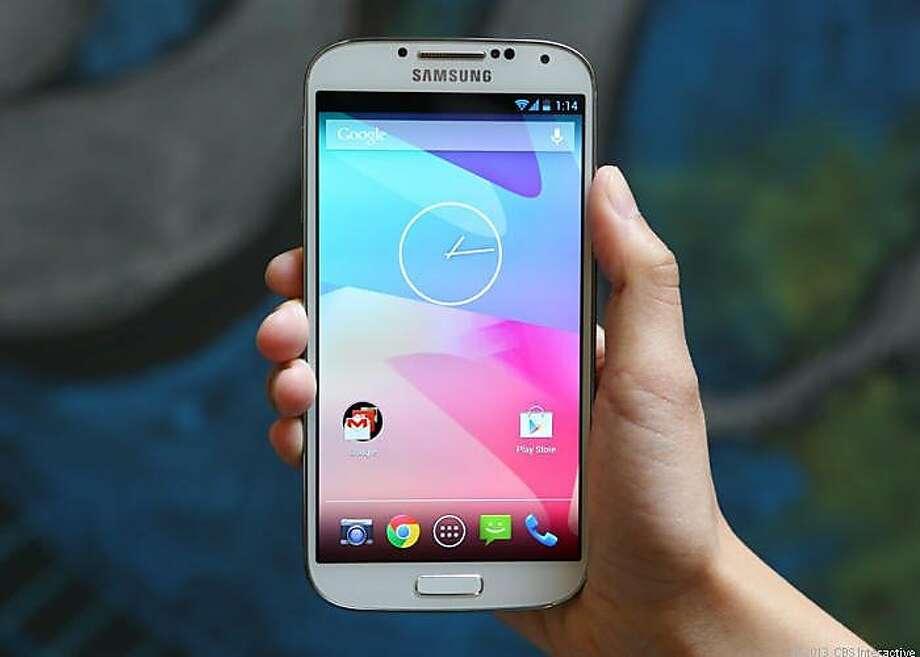 Google #8: Samsung Galaxy S4 Google Play Edition.