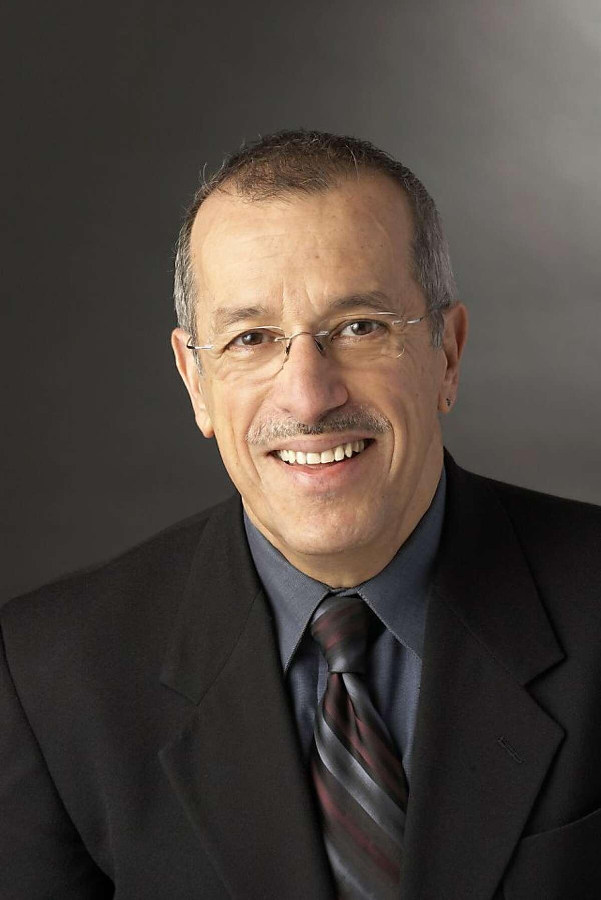 Raul Ramirez, executive director of news and public affairs at KQED radio