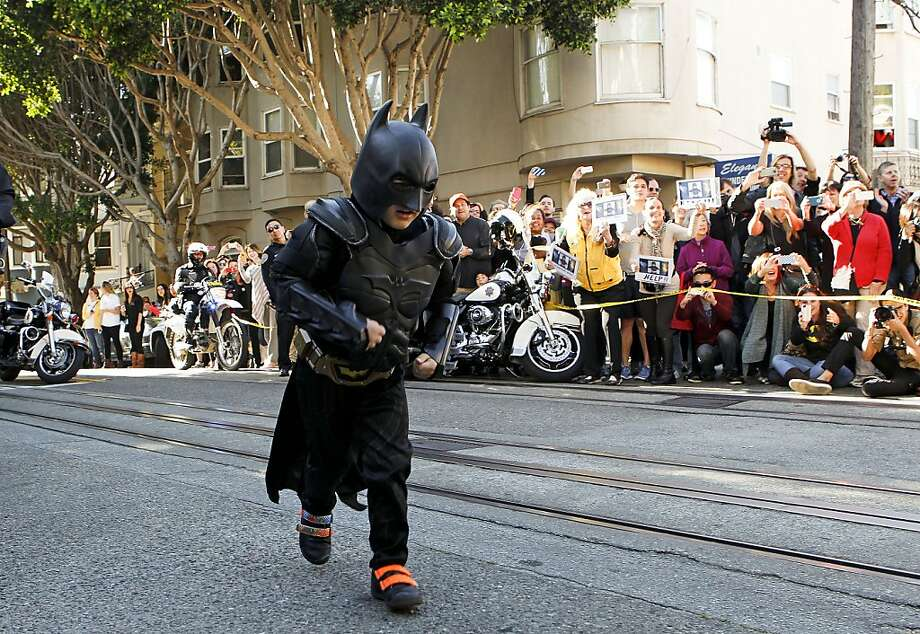 """But what is the #BatKid doing about #Benghazi???""  — Jake Fogelnest (@jakefogelnest) November 15, 2013"