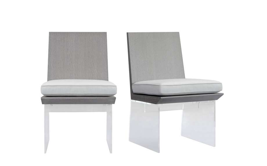 Montauk Gray Floating Chairs