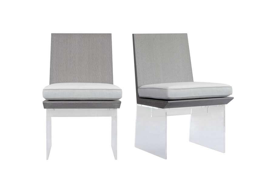 Montauk Gray Floating Chairs