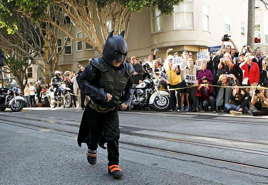 """But what is the #BatKid doing about #Benghazi???""  — Jake Fogelnest (@jakefogelnest) November 15, 2013"