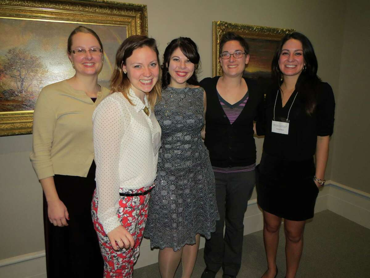 Were you Seen at the second annual Work of Art fundraiser at the Albany Institute of History & Art on Friday, Nov. 15, 2013?