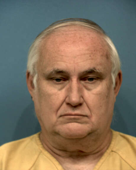 Ken Anderson booked at the Williamson County Jail Photo: Williamson County Jail / Williamson County Jail