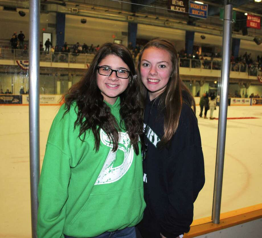 Were you SEEN at the Danbury Whalers game Friday, November 15, 2013? Photo: Wendy Mitchell