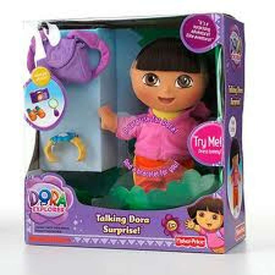 Toys: It's amazing how kids can keep themselves occupied with their imagination and a few dolls or action figures.