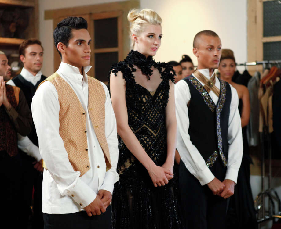 """America's Next Top Model -- """"Finale Part 2: The Guy or Girl Who Becomes America's Next Top Model"""" pictured left to right: Marvin, Jourdan and Cory Cycle 20 Photo: Angelo Sgambati/The CW ©2013 The CW Network, LLC. All Rights Reserved Photo: Angelo Sgambati, The CW / ©2013 The CW Network, LLC. All Rights Reserved"""