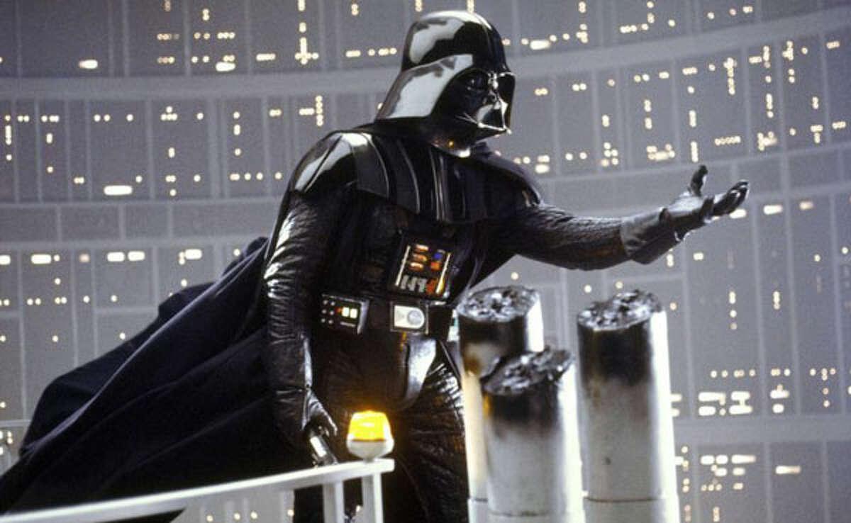 Dec. 14: Darth Vader Santa Pictures