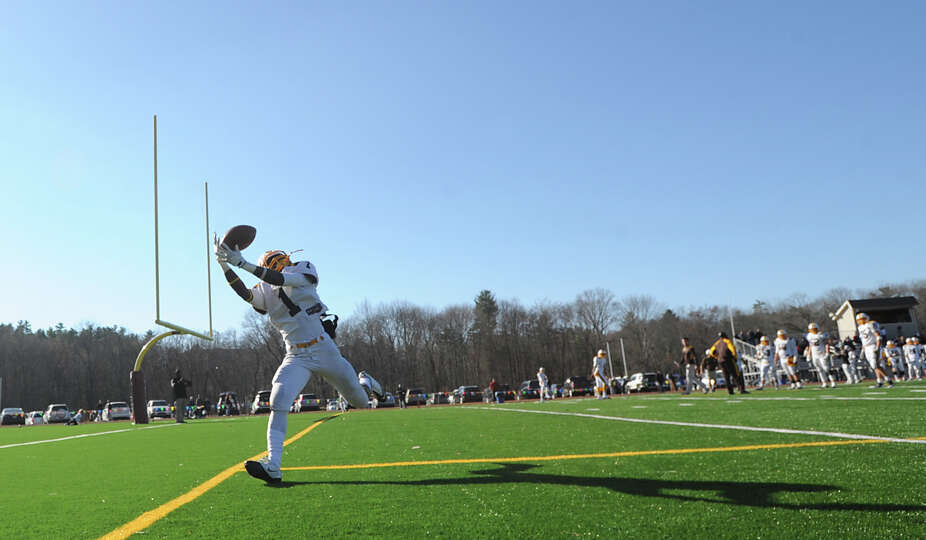 The Jack Etter New England Football Championship Bowl between Brunswick School and Phillips Academy