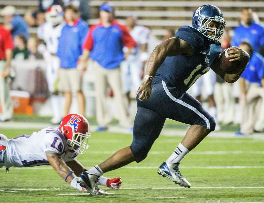 RB - Charles Ross, Rice, 6-1, 235, Sr., Schertz (Clemens) Photo: Smiley N. Pool, Houston Chronicle / © 2013  Houston Chronicle