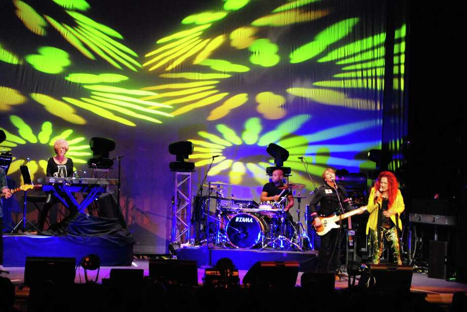 Were you SEEN at the Cyndi Lauper concert at the Ridgefield Playhouse? Saturday, November17, 2013 Photo: Wendy Mitchell