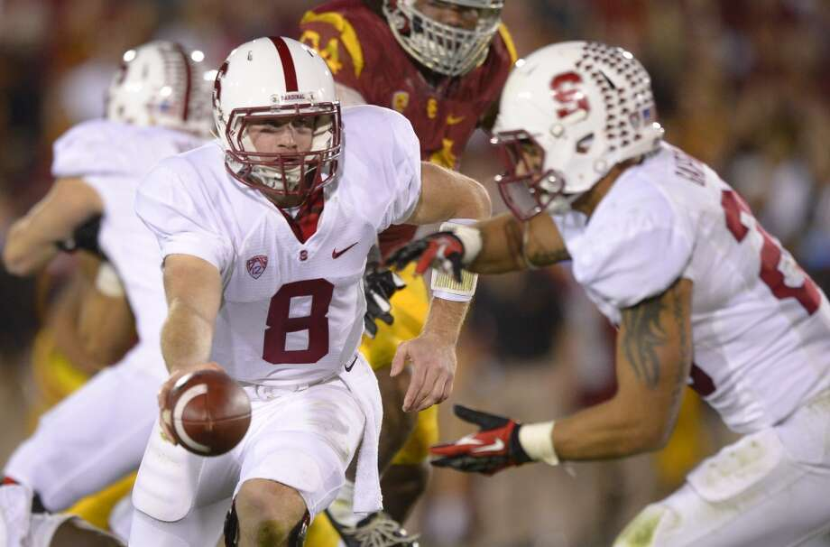 5. Stanford (11-2) Last week: 7 Photo: Mark J. Terrill, Associated Press