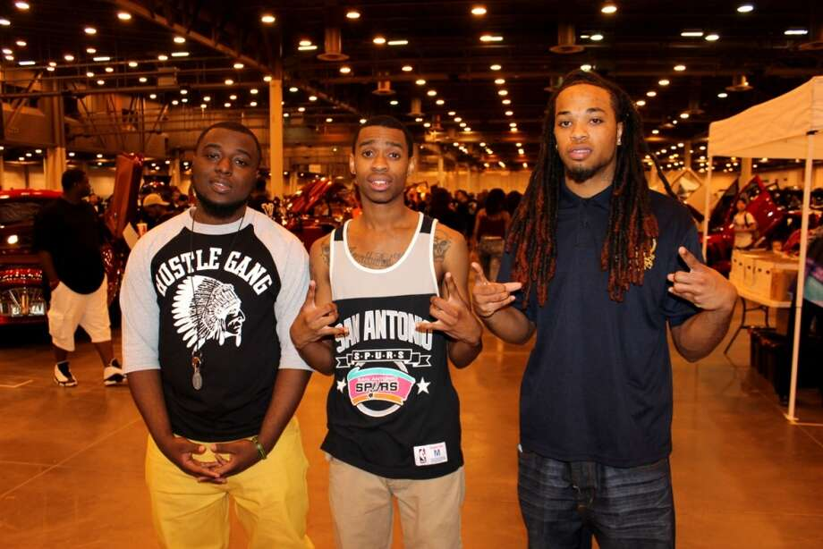 The 31st annual event draws low-rider fans to Reliant Center on Saturday, Nov. 16, 2013. For more info see: www.losmagnificos.wegoweb.org/houston.htm Photo: Jorge Valdez / For The Houston Chronicle