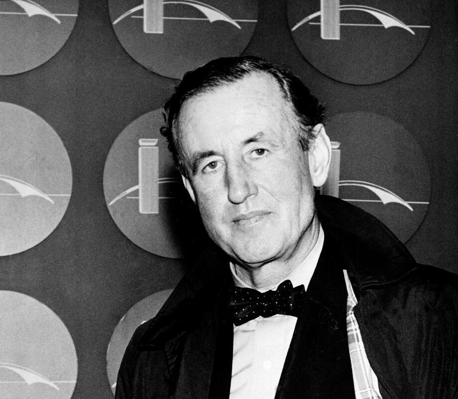 "FILE - This 1962 file photo shows Ian Lancaster Fleming, the best-selling British author and creator of a fiction character known as secret agent, James Bond. The archvillain from the ""James Bond"" films, who's often seen stroking a white cat, might be making a return to the big screen following a settlement announced Friday, Nov. 15, 2013, between studio MGM, production company Danjaq and the estate of Kevin McClory. McClory was a co-writer of the 1965 movie ""Thunderball"" with Bond book writer, Fleming, but was embroiled in a legal dispute over the movie rights for over 50 years. Photo: AP / AP"