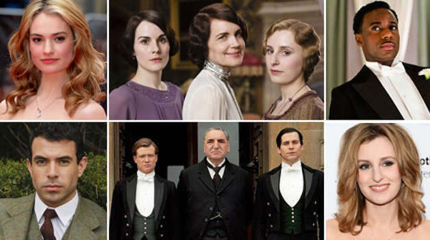 Meet Downton Abbey's newest characters for Season 4, as the show heads into the Roaring Twenties. Jazz, movies and a post-war culture cla