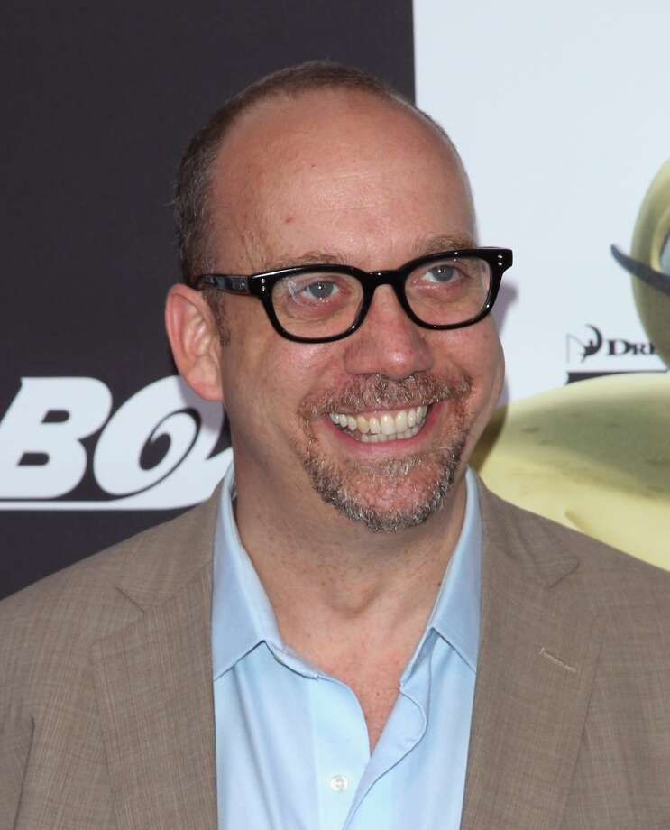 Actor Paul Giamatti was born in New Haven. His father, Bart, was president of Yale University and the commissioner of Major League Baseball. Photo: Jim Spellman, WireImage