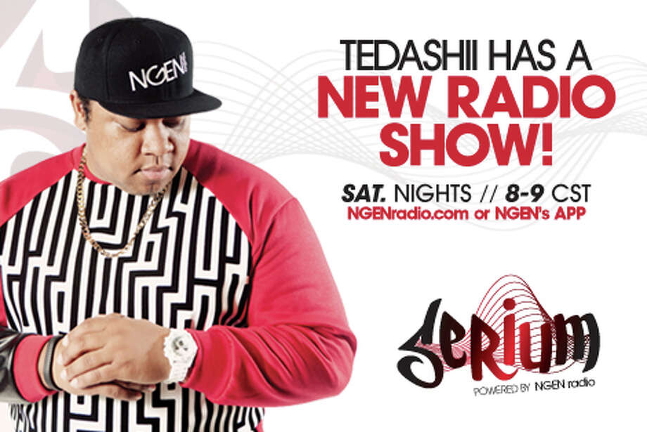 "Tedashii's new show with NGEN Radio will be called ""Serium."" Photo: NGEN Radio"