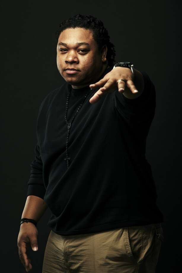 "Tedashii's first single with Reach Records, ""Houston, We Have a Problem"", was an ode to his hometown. Photo: Reach Records"