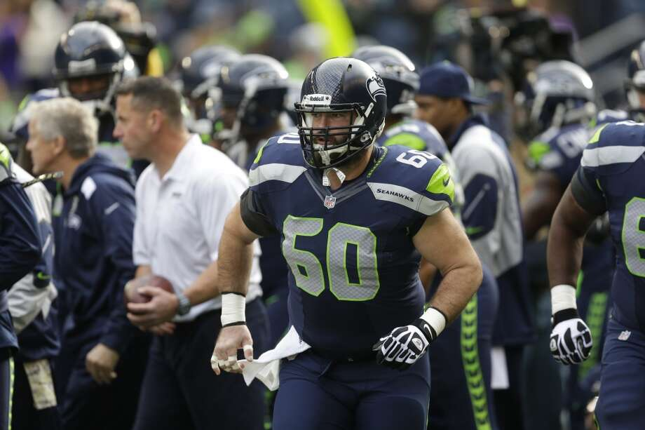 Great: Seattle's offensive line  Boy, has it been a while since we've been able to write anything great about the Seahawks' offensive line, which played poorly ever since both starting tackles -- Russell Okung and Breno Giacomini -- after Weeks 2 and 3, respectively.  Last week in Atlanta, Seattle's O-line was much-improved, but their effort Sunday made the Seahawks look like they had a whole new offense.  Both Okung and Giacomini started after long stints on the sidelines, and except for Okung's holding penalty in the second quarter, both of them brought much-needed protection to Russell Wilson. Wilson seemed to have plenty of time to throw on most snaps Sunday, and was sacked only once early in the contest. After the game, Giacomini said he and Okung were feeling a bit rusty -- so just wait until they're back to full power.  — Nick Eaton Photo: Ted S. Warren, Associated Press