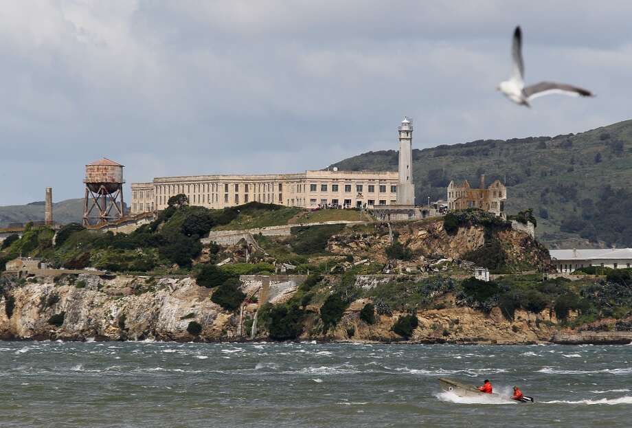 13. Level the prison on Alcatraz Island for development  purposes. Photo: Justin Sullivan, Getty Images