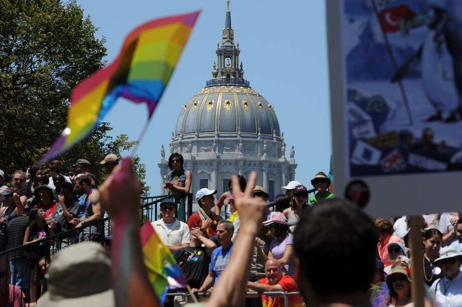15. Cancel San Francisco Pride. Photo: Michael Short, Special To The Chronicle