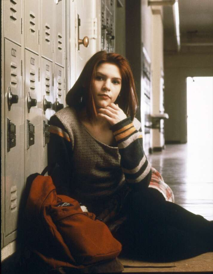 Watched Claire Danes in her first TV series, ''My So-Called Life.''   (Photo: 1994).