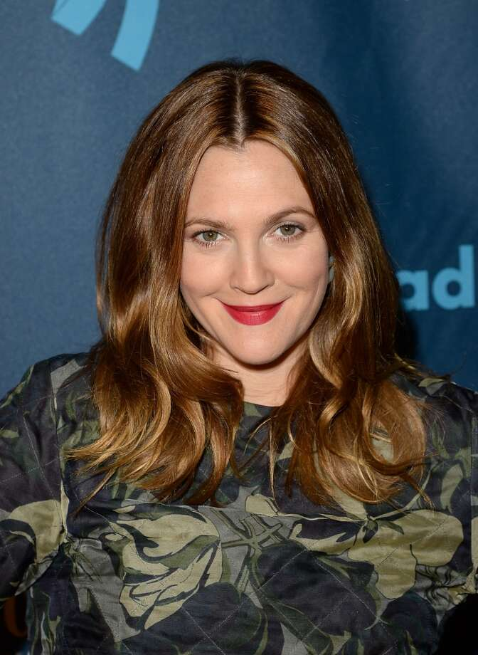 Drew Barrymore, 2013.