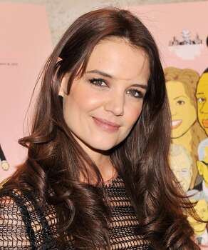 Katie Holmes in 2013.