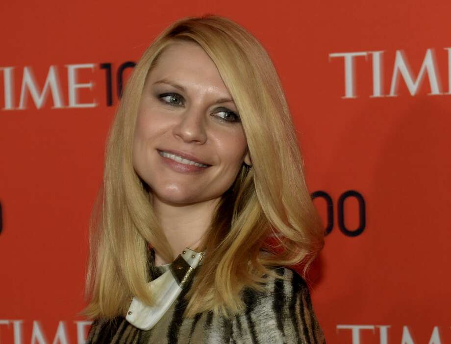 Claire Danes, now star of the show ''Homeland,'' in 2013.