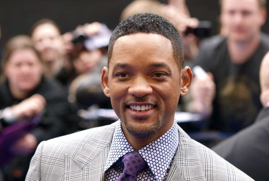 Will Smith, in 2012.