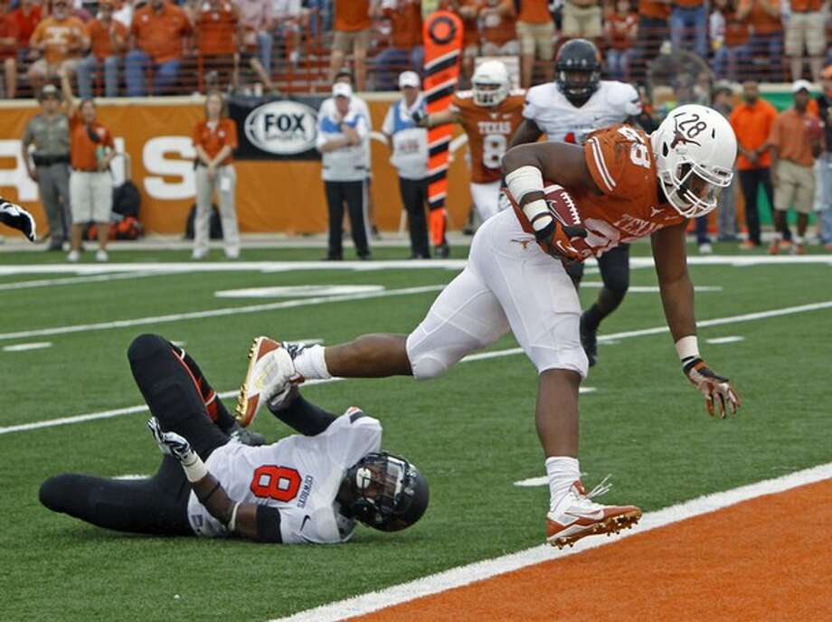 The Longhorns reduced to Big 12 afterthought after big loss to OSU.