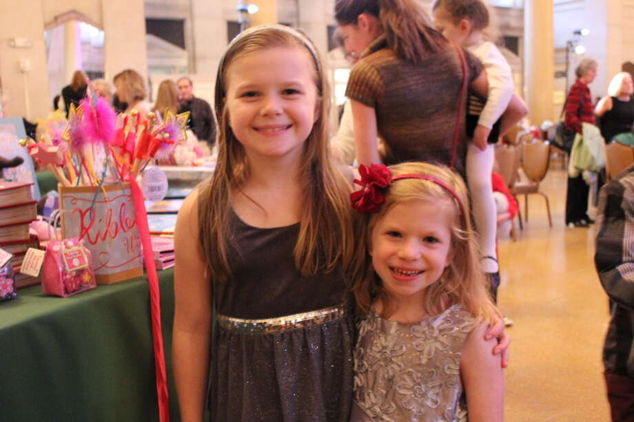 Were you Seen at SPAC's Nutcracker Tea featuring members of the Northeast Ballet Company, sponsored by the Albany Academies, at the Hall of Springs in Saratoga Springs on Sunday, Nov. 17, 2013? Photo: Logan Breslow