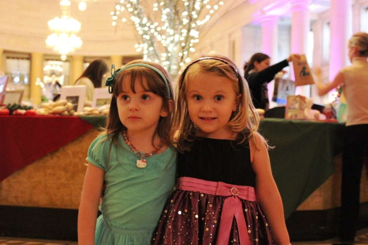 Were you Seen at SPAC's Nutcracker Tea featuring members of the Northeast Ballet Company, sponsored by the Albany Academies, at the Hall of Springs in Saratoga Springs on Sunday, Nov. 17, 2013?