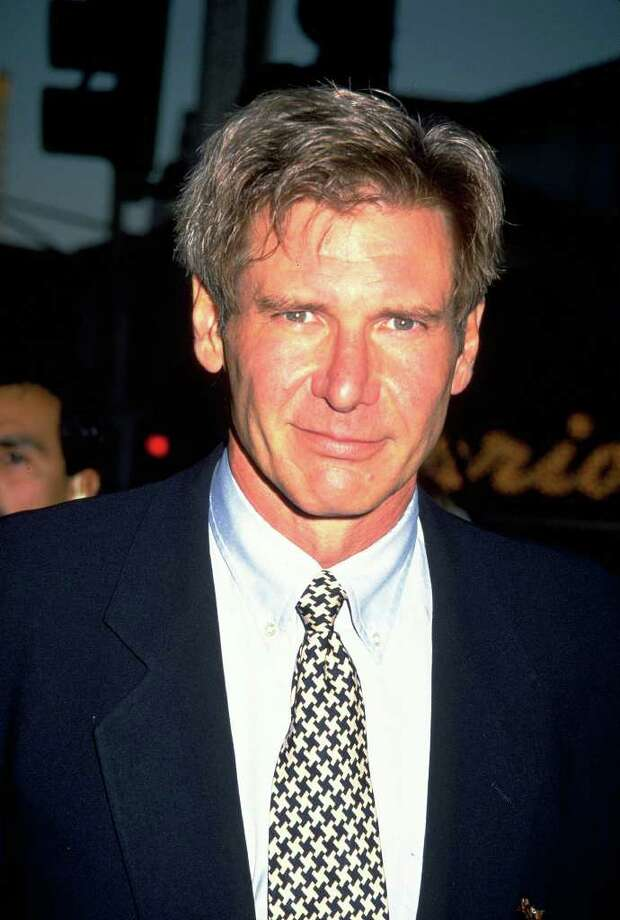 1998: Harrison Ford Photo: Getty Images / Getty Images North America