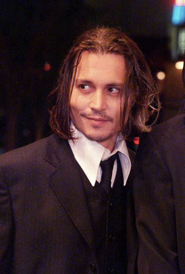 2003: Johnny Depp Photo: Kevin Winter, Getty Images / Getty Images North America
