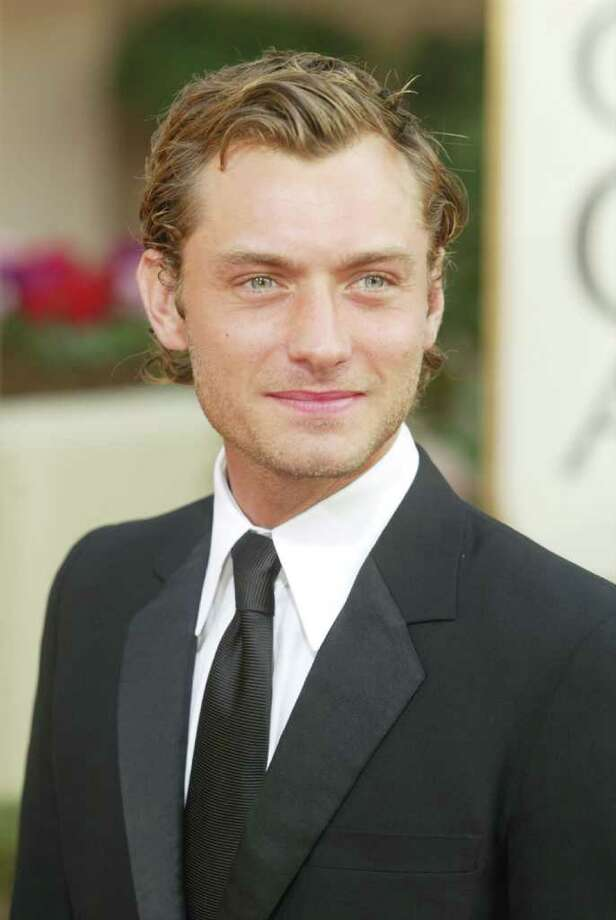 2004: Jude Law Photo: Kevin Winter, Getty Images / Getty Images North America