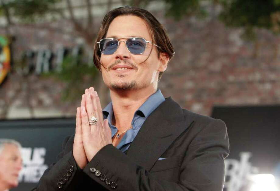2009: Johnny Depp Photo: Kevin Winter, Getty Images / 2009 Getty Images