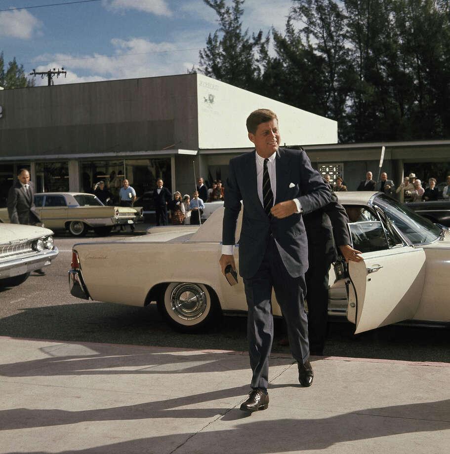 President John F. Kennedy: In Profile