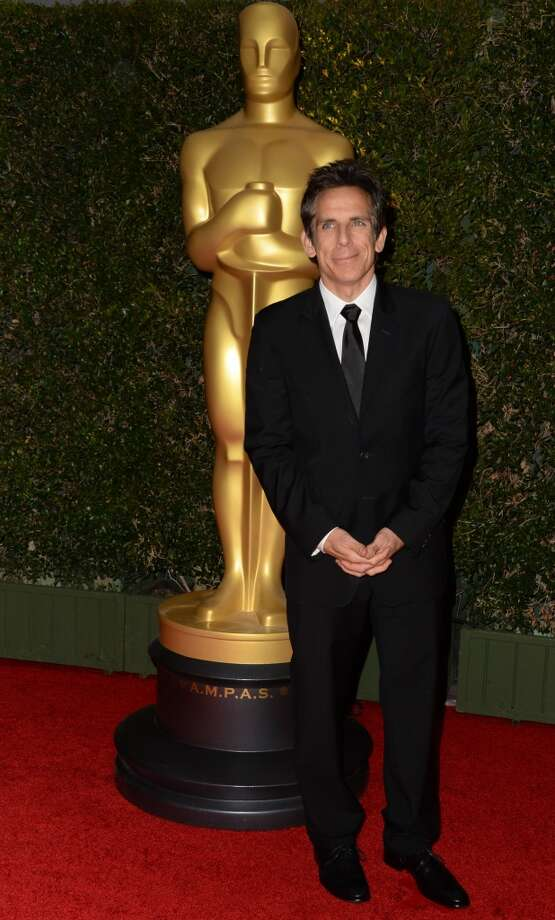 Actor Ben Stiller arrives for the 2013 Governors Awards, presented by the American Academy of Motion Picture Arts and Sciences (AMPAS), at the Grand Ballroom of the Hollywood and Highland Center in Hollywood, California, November 16, 2013. Photo: ROBYN BECK, AFP/Getty Images