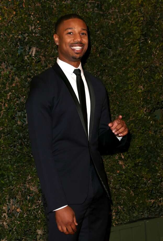 Actor Michael B. Jordan arrives at the Academy of Motion Picture Arts and Sciences' Governors Awards at The Ray Dolby Ballroom at Hollywood & Highland Center on November 16, 2013 in Hollywood, California. Photo: Frederick M. Brown, Getty Images